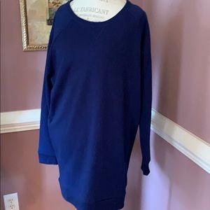 Forever 21 sweatshirt/dress
